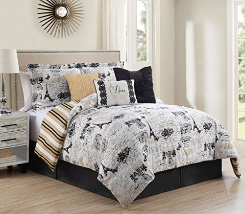 Paris Themed Bedding Teens
