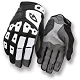 Giro Remedy Cycling Gloves black / white Size:M