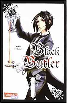 Black Butler Band 1  51djzcJYWfL._SY344_BO1,204,203,200_