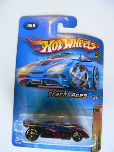Hot Wheels 2005 066 Track Aces Open Roadster