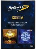 Meditations2Go Guided Audio Meditations CD Set 6