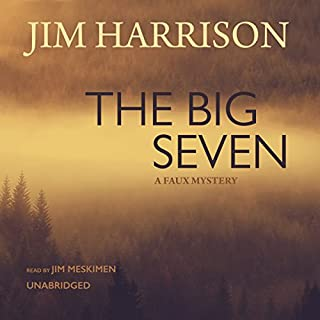 Book Cover: The big seven : a faux mystery