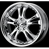 American Racing Casino Chrome (18x8) +40 (5x115)