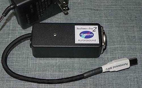 Aurorasound USBバスパワー機器用外部安定化電源  BUSPOWER-PRO2