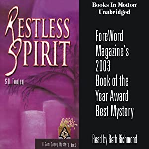 Restless Spirit: Sam Casey, Book 3 | [S. D. Tooley]