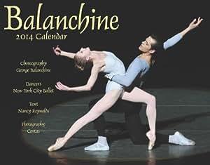 Balanchine 2014 Wall Calendar