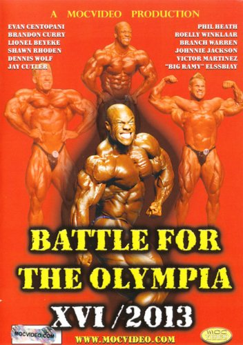 Battle for the Olympia 2013 [DVD] [Import]