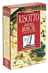Amazon.com : RiceSelect Risotto Arborio Rice - 12 oz
