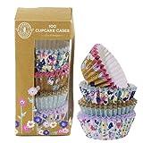 Lakeland Kirstie Allsopp Cupcake Cases x 100 (4 Designs)