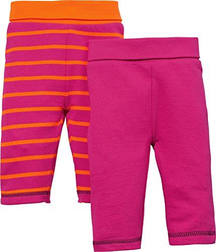 Baby Butt Hose 2er-Pack pink Größe 74 / 80