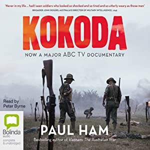 Kokoda (by Paul Ham) Hörbuch