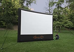 Open Air Cinema 16' Home Screen Theater System