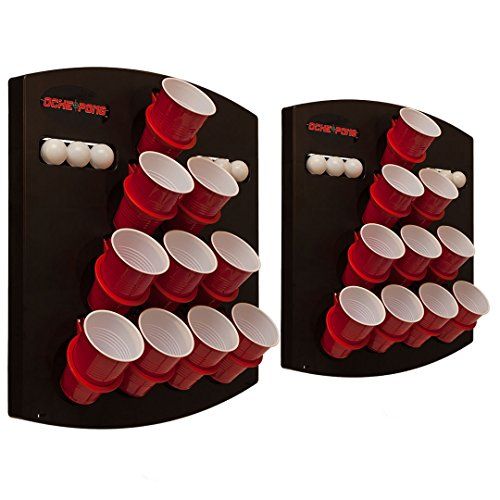 how to play beer pong without ping pong balls