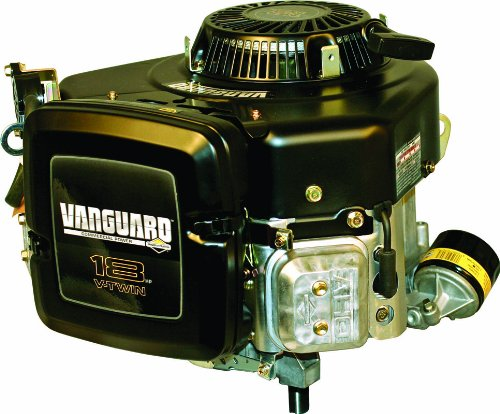 Briggs And Stratton 356777-3034-G1 570Cc 18.0 Gross Hp Vanguard Engine With A 1-Inch Diameter By 3-5/32-Inch Length Crankshaft