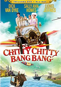 Chitty Chitty Bang Bang (Two-Disc Edition: DVD/Blu-ray in DVD Packaging)