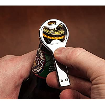 32GB Premium Beer Bottle Opener Key USB Flash Drive
