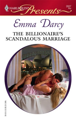 Image of The Billionaire's Scandalous Marriage