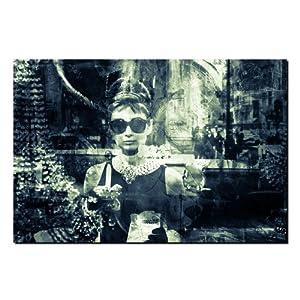 Iconic 39 Audrey Hepburn 39 Acrylic Wall Art