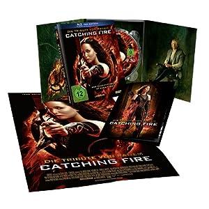 Tribute Von Panem,die-Catching Fire/Fan Editi [Blu-ray] [Import allemand]