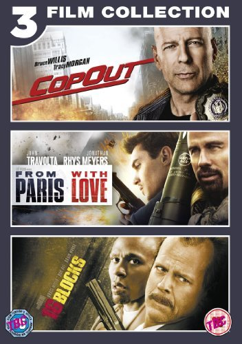 Cop Out / From Paris with Love / 16 Blocks [DVD] [2012] by Marc Platt