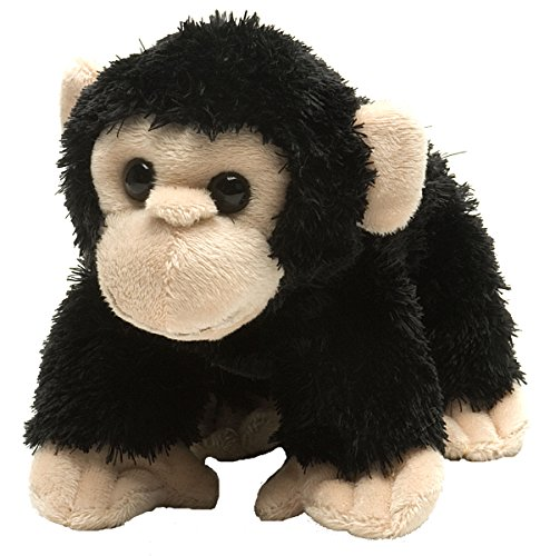 Wild Republic Hug Ems Baby Chimp Plush Toy