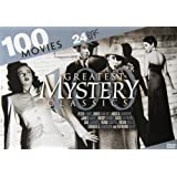 Greatest Mystery Classics: 100 Movies, 24 Disc Set