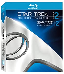 Star Trek: The Original Series, Season 2 [Blu-ray] (Bilingual)