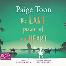 The Last Piece of My Heart Audiobook by Paige Toon Narrated by Jan Cramer