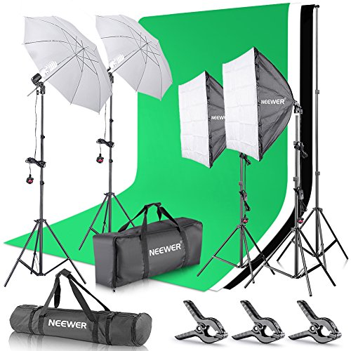 neewerr-26m-x-3m-85ft-x-10ft-background-support-system-and-800w-5500k-umbrellas-softbox-continuous-l