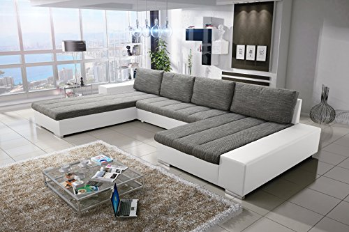Sofa-Couchgarnitur-Couch-Sofagarnitur-VERONA-4-U-Polstergarnitur-Polsterecke-Wohnlandschaft-mit-Schlaffunktion