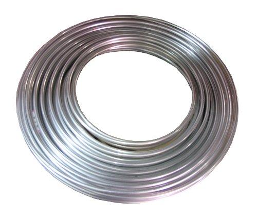 Watts AL1/4X50 50-Feet long 1/4-Inch OD Soft Aluminum Tubing Coil
