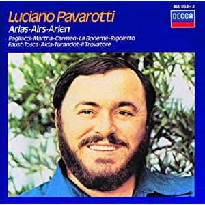 Luciano Pavarotti -  The World`s Greatest Tenors