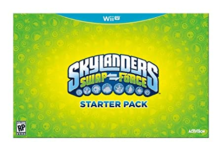 Skylanders Giants: SWAP Force