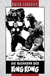 Die Rückkehr des King Kong - Metalpak (Kaiju Classics) [Limited Edition] [2 DVDs]