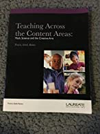 Teaching Across the Content Areas: (Math, Science and the Creative Arts)
