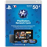 Playstation Network Card 50par Sony