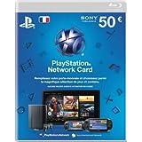 Playstation Network Card 50par Sony