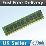 4GB RAM Memory for Fujitsu-Siemens Primergy MX130 S2 (DDR3-10600 - ECC) - Workstation Memory Upgrade