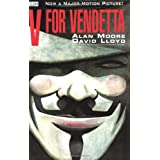 V for Vendetta ~ David Lloyd