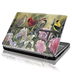 Paintings - Nature on a Fence - Dell Inspiron 15R / N5010, M501R - Skinit Skin