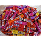 PEZ Candy Refills - Assorted Fruit Flavors - 2 Lb Bulk
