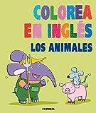 Colorea en inglés: Los animales