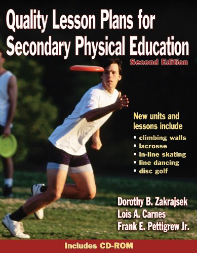 Quality Lesson Plans for Secondary Physical Education -...
