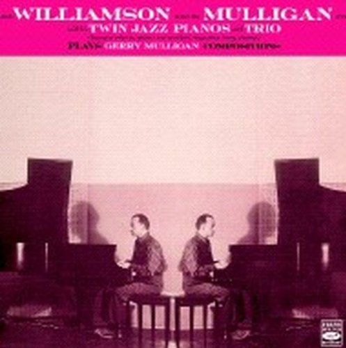 Mulls the Mulligan Scene With His Twin Jazz Piano by Claude Williamson