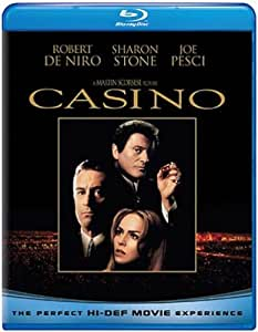 Casino (1995) [Blu-ray] (Bilingual)
