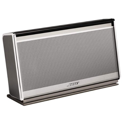 Bose Soundlink Bluetooth Mobile Speaker Ii Leather Edition