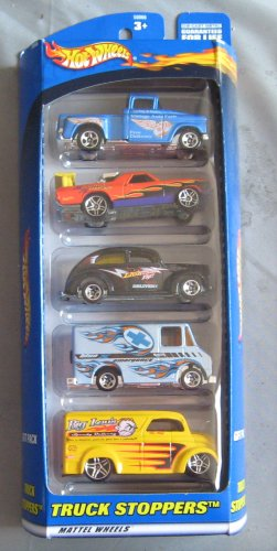 Hot Wheels Truck Stoppers Gift Pack Five 5