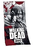 The Walking Dead Daryl Dixon Strandlaken schwarz/rot