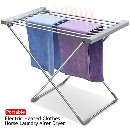 checknow-94-x-50-x-74cm-lightweight-aluminium-freestanding-electric-heated-foldable-heated-airerdrye