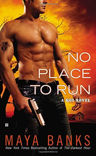 Image of No Place to Run (A KGI Novel)